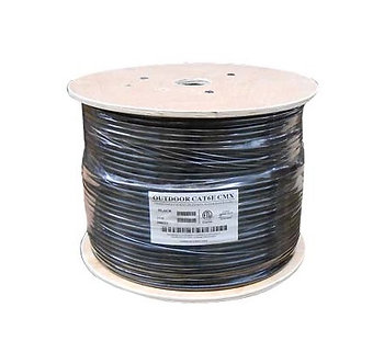 1000Ft Cat.6 Direct Burial Outdoor Cable