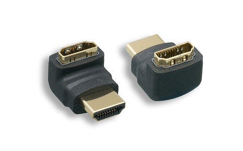 270° Port Saver HDMI Male / Female Port Saver