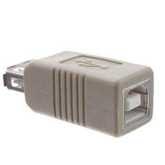 USB A-F/B-F Gender Changer