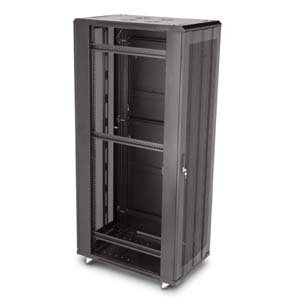 42U Server Rack, Vented Front/Vented Rear