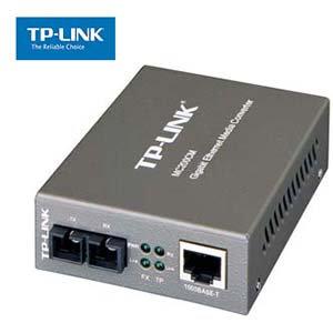 Gigabit Media Converter SC/MM TP-Link MC200CM