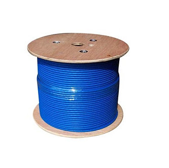 1000Ft Cat.6A 10G Solid Wire Bulk Cable