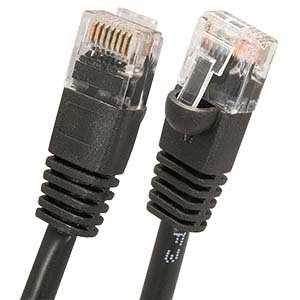 35Ft Cat6 UTP Booted Patch Cable