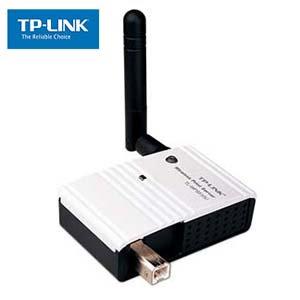 54M Wireless USB Print Server,TP-Link WPS510U