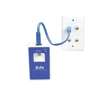 Signal Transmiter for Patch Panel w/LED Indicator