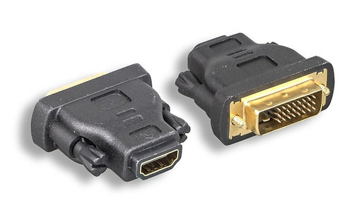 DVI-D Dual Link-M to HDMI-F Adapter