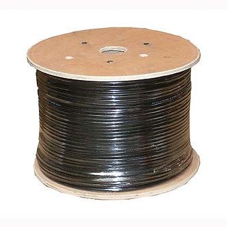 1000Ft Cat.6 Stranded Shielded Bulk Cable