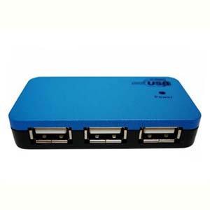 USB2.0 4 Port Hub w/Power Supply