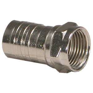 RG6 F-Type Hex Crimp Connector O Ring