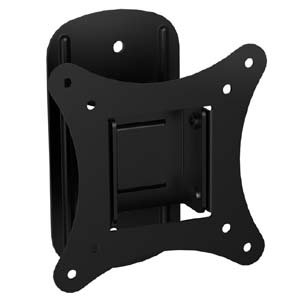 """TV Mount for 10""""~25"""" w/2.4"""" Arm 100mm"""