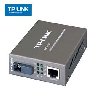 100M WDM Fiber Converter SM SC 20Km,TP-Link MC111CS