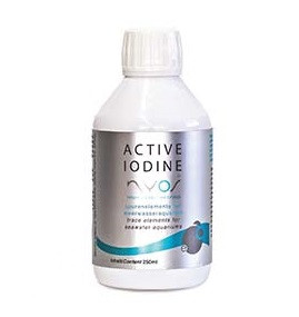 NYOS ACTIVE IODINE Supplement - 250 mL