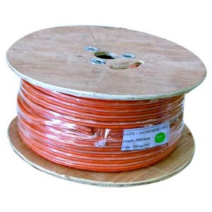 500Ft Cat.5E+16/4AWG Audio Combo Cable