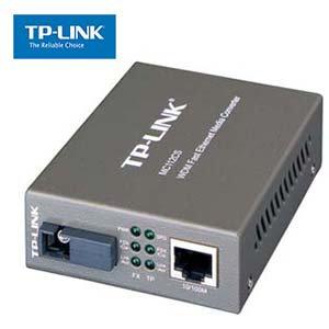 100M WDM Fiber Converter SM SC 20Km,TP-Link MC112CS