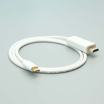 6Ft USB Type C to HDMI Male Cable