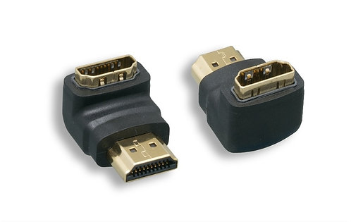 90° Port Saver HDMI Male / Female Port Saver