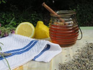 Lavender Honey Bee's Knees