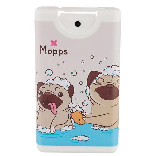 Mopps Pug Spray Hand Sanitiser