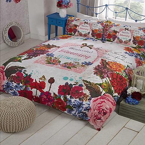 Eclectique Duvet Set Secret Garden