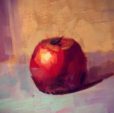 But First, An Apple