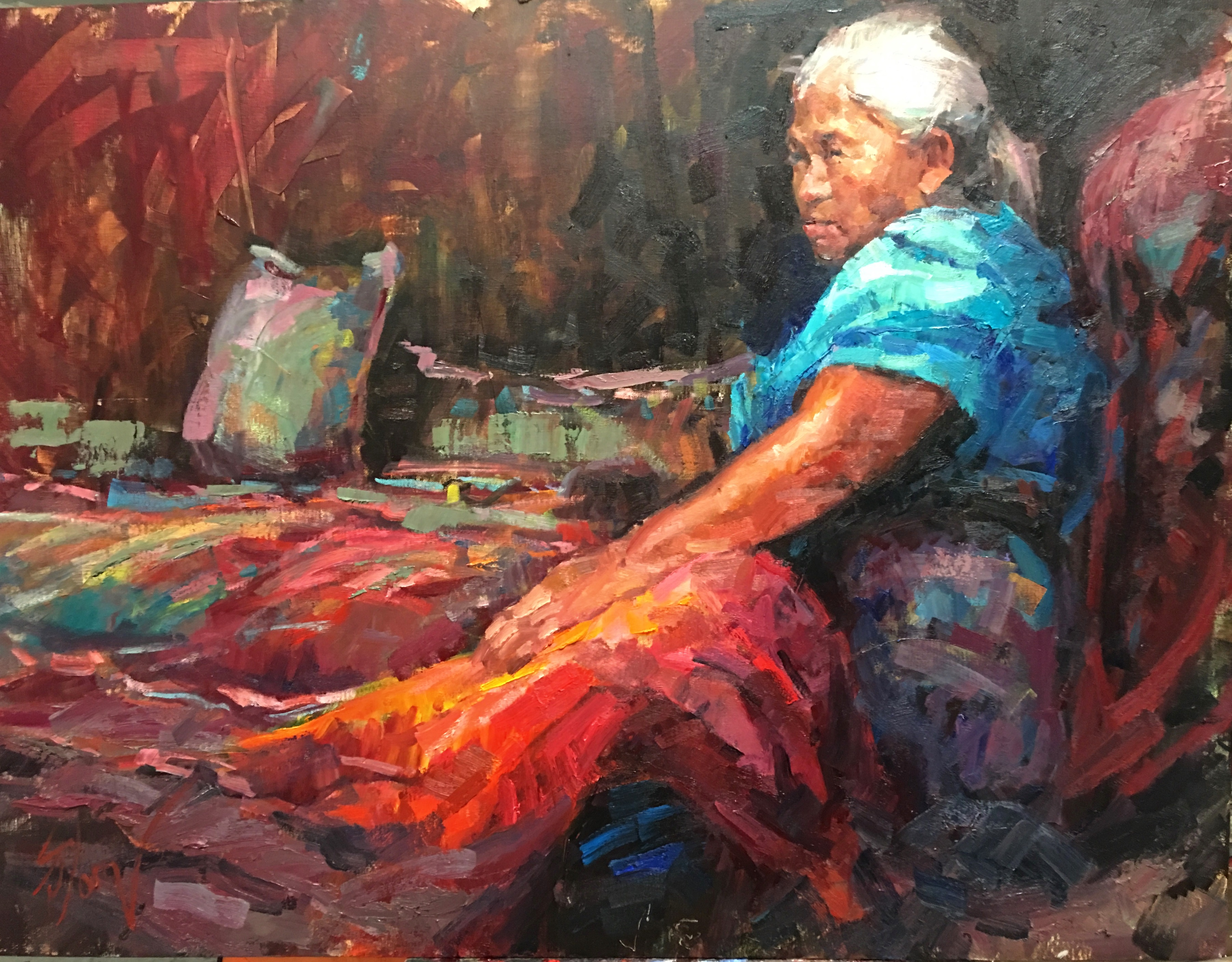 Dreamer, Maria Color