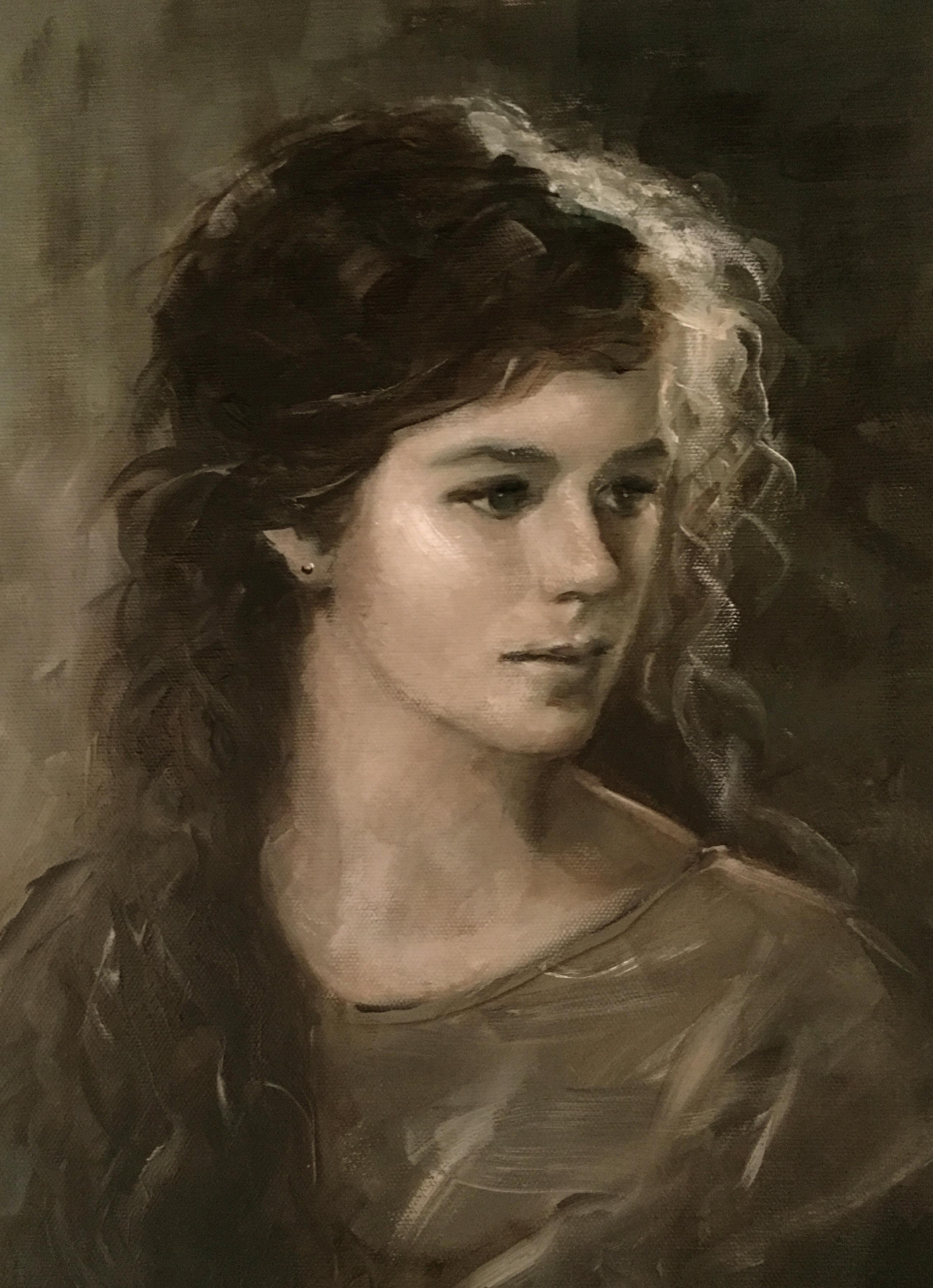 Cecilia Adolescente