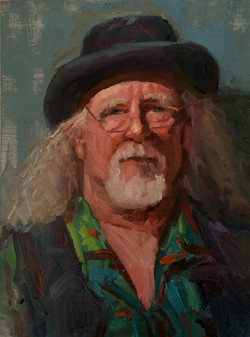 old man sombrero