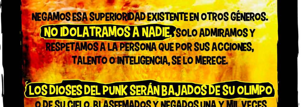 Idolos del Punk