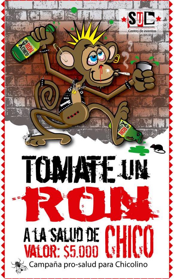 Un Ron por Chicolino