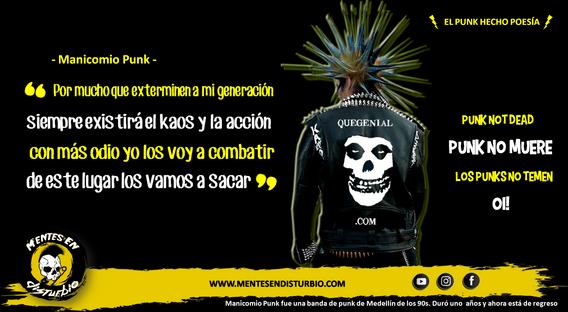 Manicomio Punk