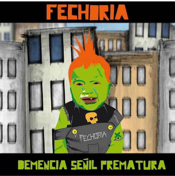 Caratula Fechoria