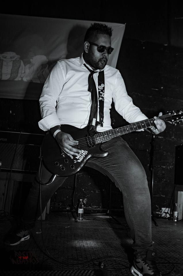 Sebastián Paniagua. Guitarrista