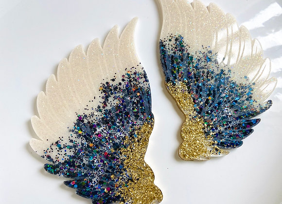 Angel Wing Coasters
