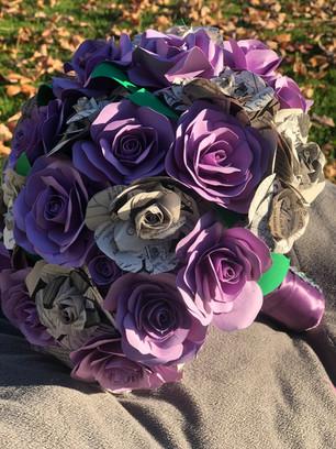DIY Paper Flowers/Bouquet