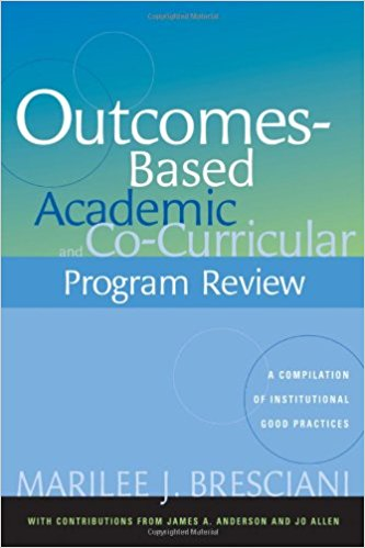 Outcomes-Based Academic and Co-Curricular Program Review