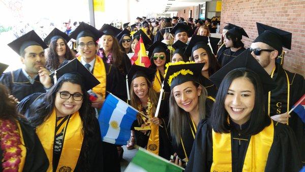 IST Grads 2016