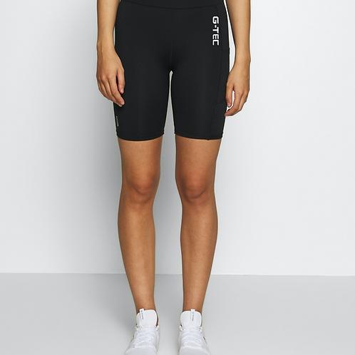G-TEC Women's Biker Shorts