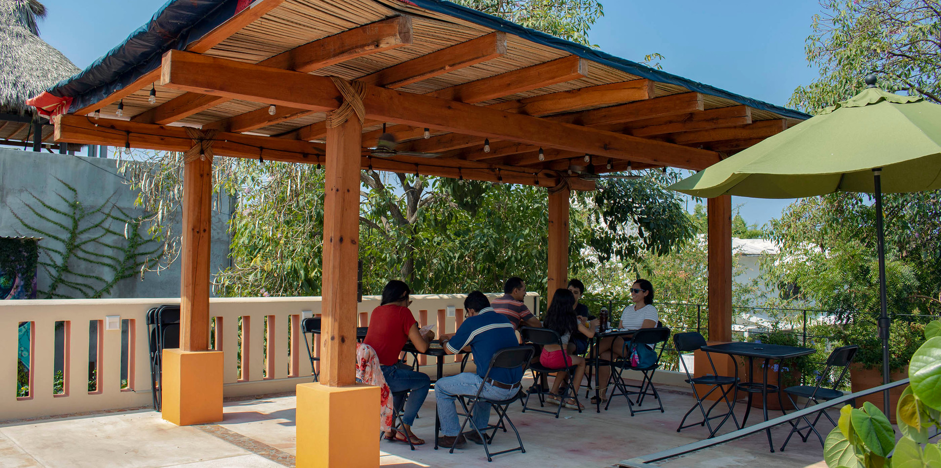 El Nopal Surf House - common area 12.jpg