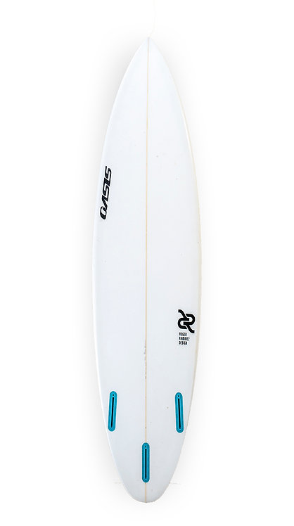 Roger Ramirez Surfboards - Shortboard
