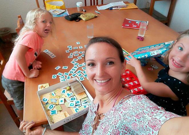 Spanish For Kids - Summer Camp Calendar