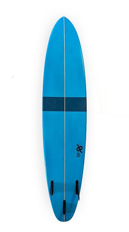 Roger Ramirez Surfboards - Mini Malibu