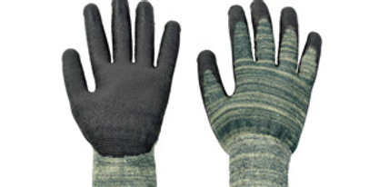 Guante anti corte para aramida recubrimiento nitrilo T8 Honeywell 2232524