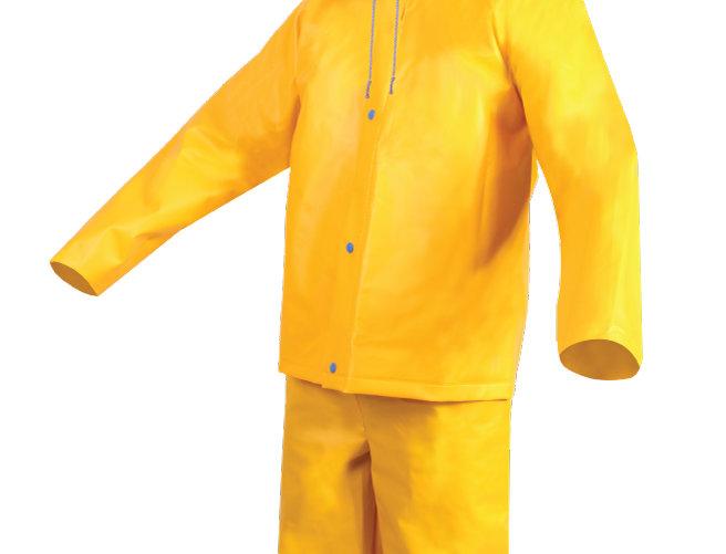 Impermeable (conjunto) amarillo Jyrsa DD-1121
