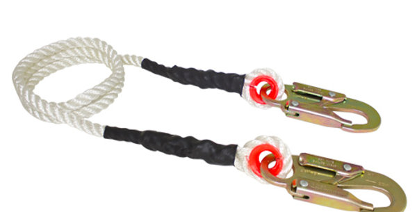 CABLE DE SEGURIDAD CON CUERDA TRENZADA GOLDEN EAGLE LR200-18