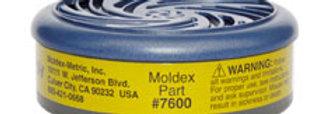 CARTUCHO MULTI-GAS/VAPOR  MOLDEX 7600