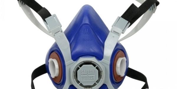 Respirador media cara reutilizable PIP SWX00386