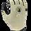 Thumbnail: Guante anti-corte A4 Kevlar y fil. acero inox recubierto nitrilo GE 12000