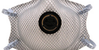 RESPIRADOR N95 OZONO Y VO MOLDEX 2400