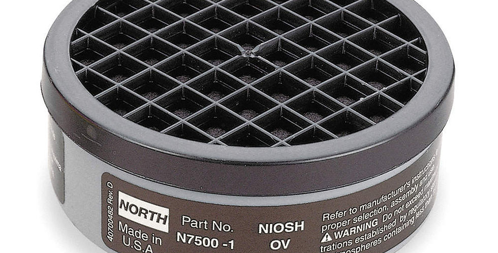 Cartucho de vapor orgánico Honeywell N75001L