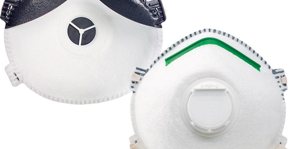 Respirador desechable N95 Honeywell SAF-T-FIT